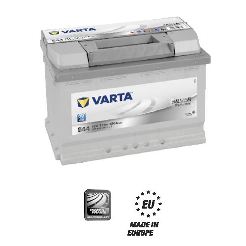 Varta Silver dynamic E44