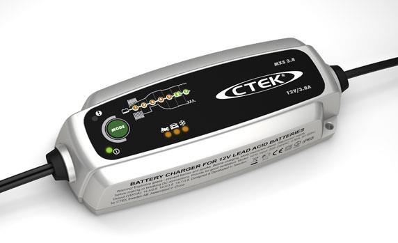 CTEK MXS 3.8