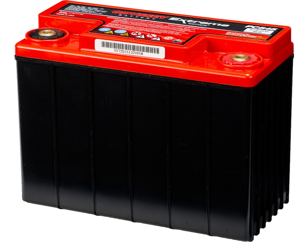 ODYSSEY PC 545 AGM
