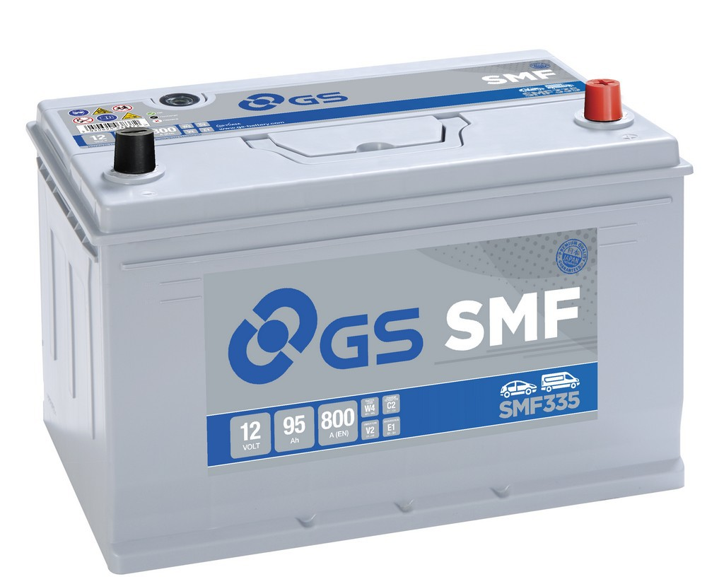GS SMF 335