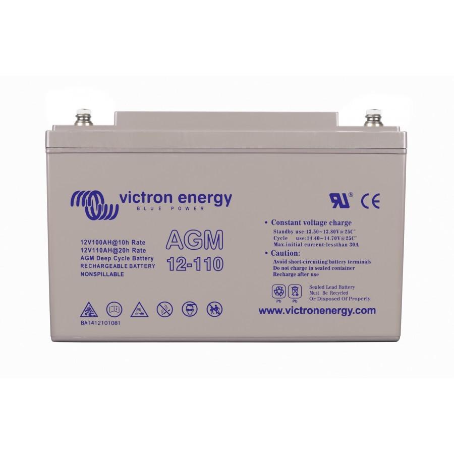 VICTRON 12V/110Ah AGM