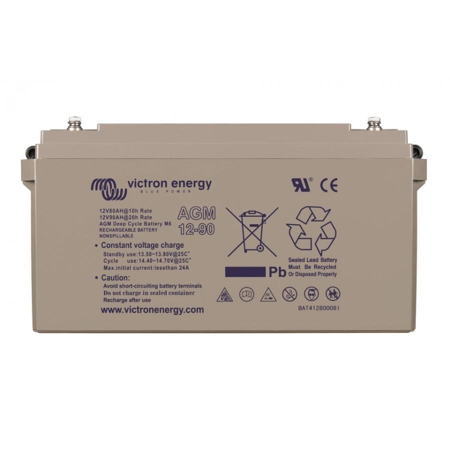 VICTRON 12V/90Ah AGM