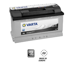 Varta black dynamic F6