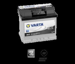 Varta black dynamic A17