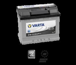 Varta black dynamic C14